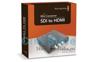 Конвертер Blackmagic Design Mini Converter SDI to HDMI
