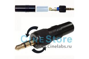 Разъём Sennheiser Wireless ME2 ME3 ME4 IEM 3.5mm