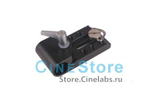 Зажим 15mm Tripod Mount Accessory Rod Clamp Cheese Plate For 15mm Rod Support