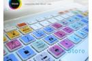 Наклейки на клавиатуру Adobe After Effects клавиатура Apple