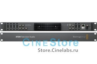 Свитчер Blackmagic Design ATEM Television Studio Production Switcher