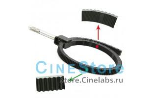 Кольцо управления для фоллоу-фокуса гибкое 52-86mm с металлической рукояткой