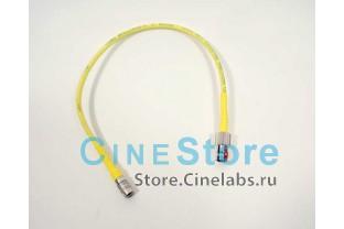кабель 4мм переходник SDI mini BNC на BNC Female 0,4m