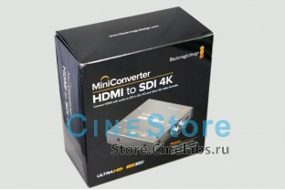 Конвертер Blackmagic Design Mini Converter HDMI to SDI 4K